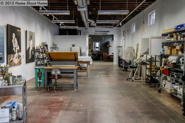 Gallery Space and Studios